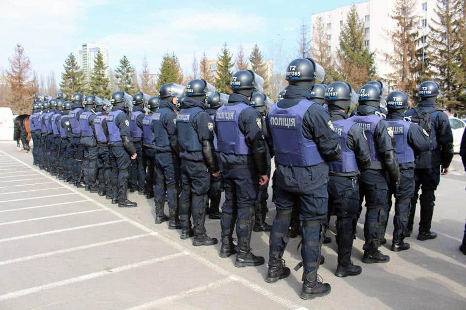поліція ТОР
