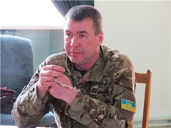 Підполковник Володимир Якущенко