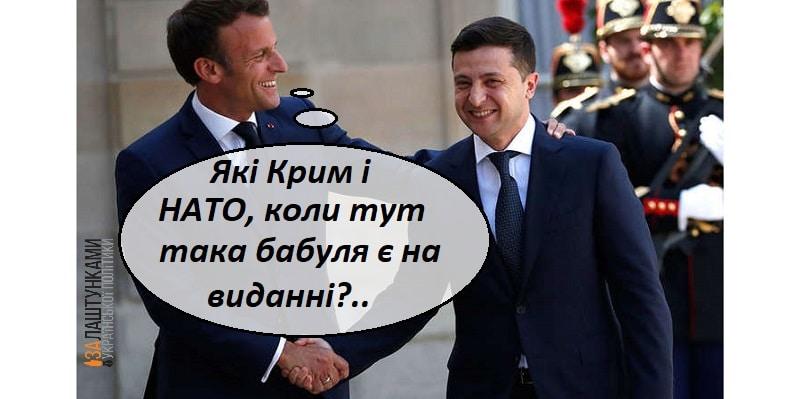 Які Крим і НАТО